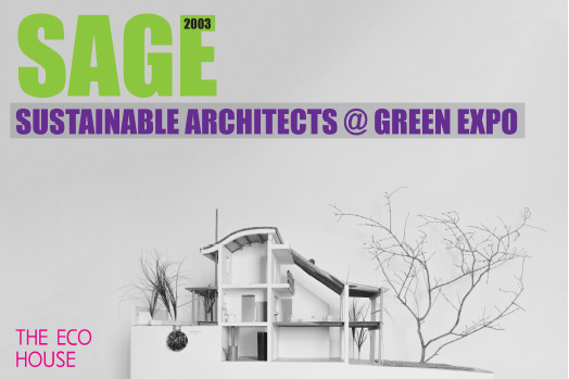 Sustainable Architects Green Expo